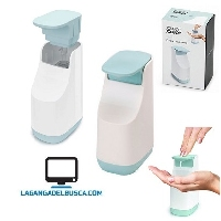 POLIRUBRO   Dispenser de jabon Slim compact soap pump EP29950