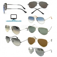ANTEOJOS   Lentes de sol aviador Clipper Top Gun