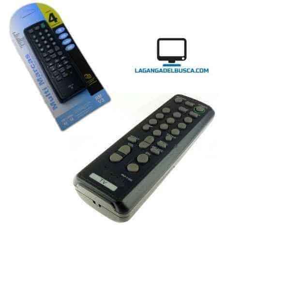 ELECTRONICA   Control remoto universal para Tv T/ Sony RMV3