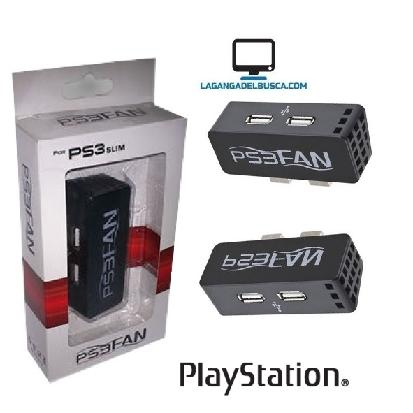 ELECTRONICA   Cooler para PS3 SILM PS3 FAN TP3-373