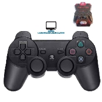 ELECTRONICA   Joystick para PS3 inalambrico SJ-902 / 903 /906 recargable