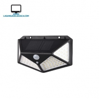 ELECTRONICA   Lampara solar 100 led  #47