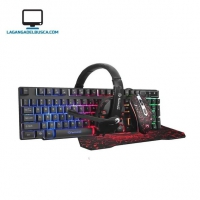 ELECTRONICA   Set gamer  4 pzs nkb407   #47
