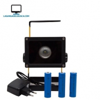 ELECTRONICA   Luz de inundacion led flood light outdoor  #49  w803