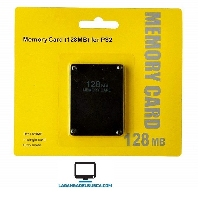ELECTRONICA   Memory Card 128 mb PlayStation 2 - Tarjeta de memoria
