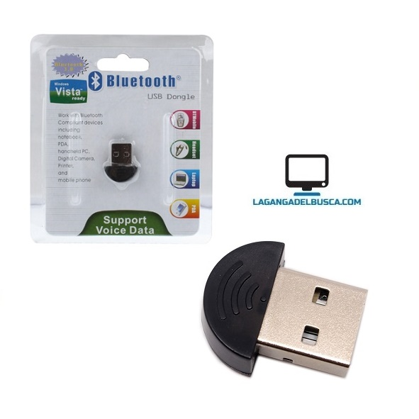 ELECTRONICA   Adaptador USB a Bluetooth DONGLE MINI EP28097