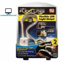 ELECTRONICA   Tira de led blanca pilas EP28199 flexible