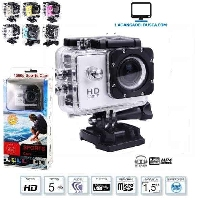 ELECTRONICA   Camara tipo Go Pro full hd 1080p  water resistant Espectacular Oferta