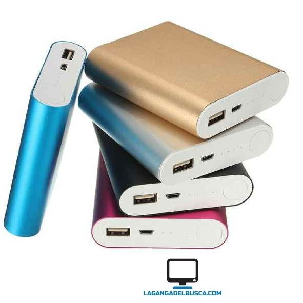 ELECTRONICA   Power Bank 16800 MAH cargador portatil EP29487