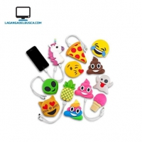 ELECTRONICA   Power Bank Emoji 3000 Mah EP26957 Universal para Bateria Emoticon