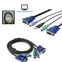 ELECTRONICA   Cable para KVM