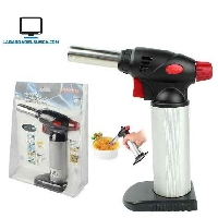 ELECTRONICA   Soplete Flameador HB-888 Turbo Torch Para Chef HONBAN
