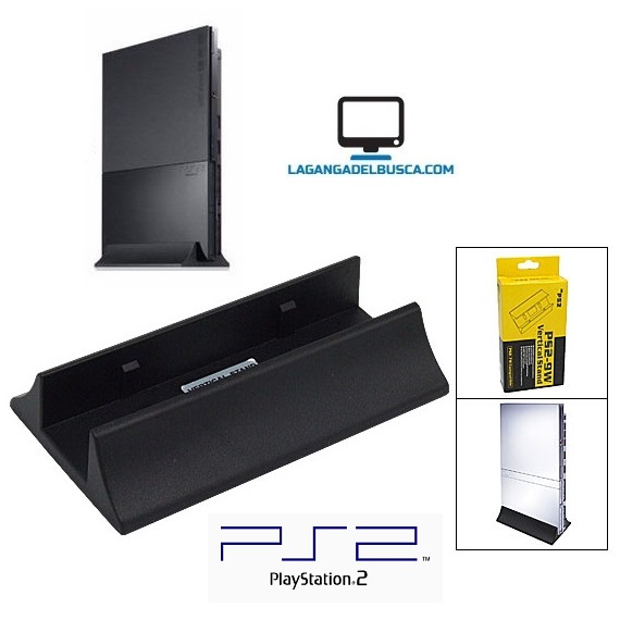ELECTRONICA   Base soporte P/ PS2 JP2-009- disponible en blanco