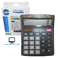 CALCULADORAS   Calculadora Citizen CT-6S EP29496
