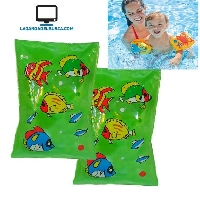 JUGUETERIA   Juguete Inflable Brazos x 2
