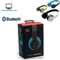 AURICULARES   Auricular P47 Bluetooth 4.1 Multiple Function