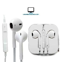 AURICULARES   Auriculares compatible Apple Earpods Ipad Iphone 3.5 caja acrilico rigida