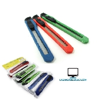 LIBRERIA   Cutter x 12 pack completo
