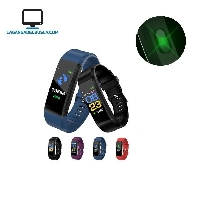 RELOJERIA   RELOJ SMART BAND 115   #24