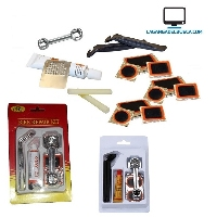 BICICLETERIA   Kit de reparacion de bicicletas BIKE REPAIR KIT